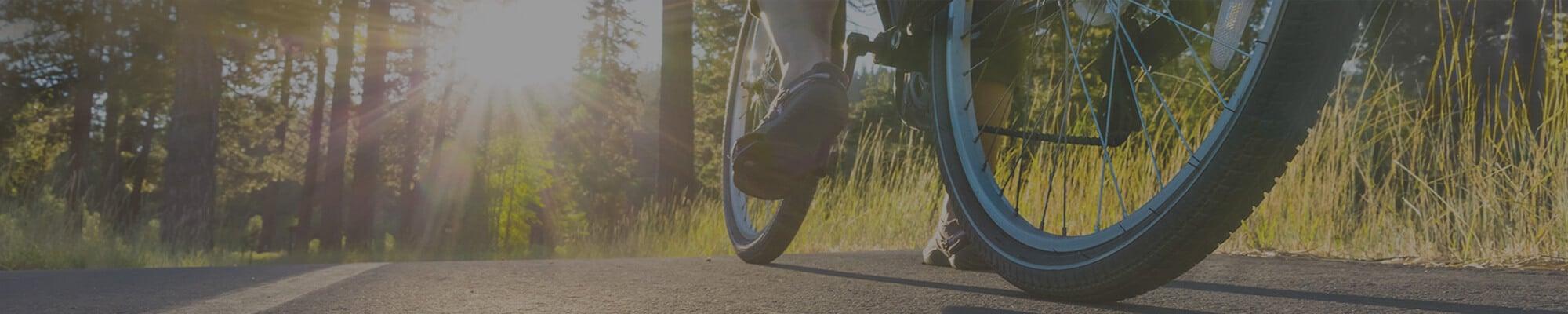 Circuits en vélo dans le Lubéron
